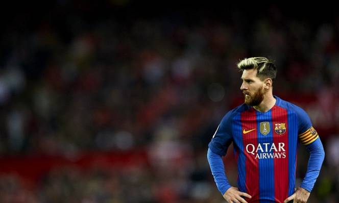 Lý do gì khiến Messi từ chối gia hạn hợp đồng với Barca?