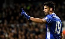 NÓNG: Diego Costa sẽ rời Chelsea vào hè 2017