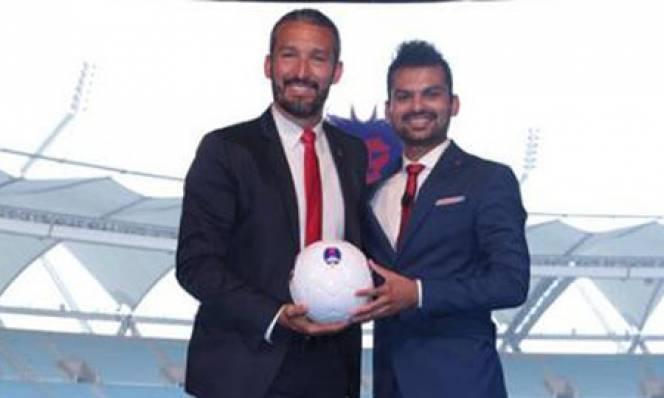 Cựu tuyển thủ Ý sang Ấn Độ làm HLV