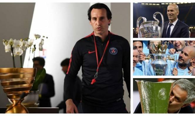 Bất ngờ với HLV vô địch nhiều nhất 5 năm qua: Không phải Guardiola