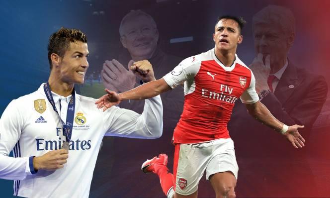 Real Madrid tìm phương án 2, Ronaldo sắp ra đường?