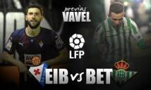 Nhận định Eibar vs Betis 03h00, 21/11 (Vòng 12 - VĐQG Tây Ban Nha)