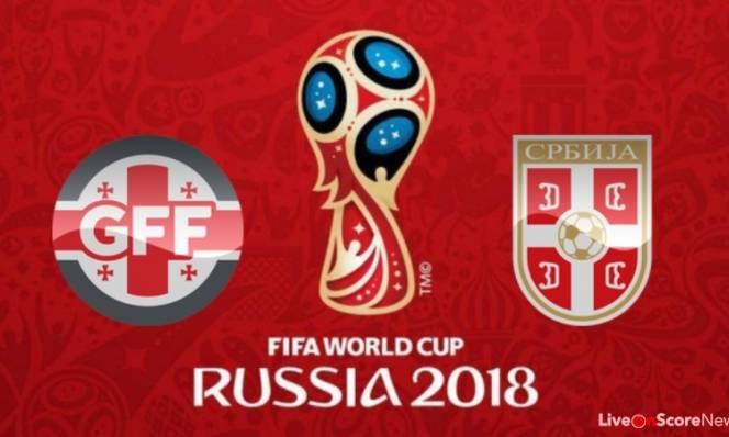 Georgia vs Serbia, 00h00 ngày 25/3: Không hề buông xuôi