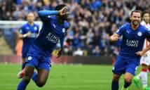 Leicester City bay cao, thắng trận thứ 5 liên tiếp