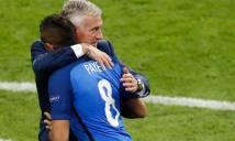 Tỏa sáng trước Albania, tiểu Zidane tiếp tục được khen ngợi