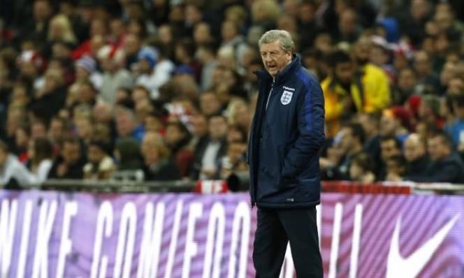 Tuyển Anh mất điểm, Hodgson bị ví như Van Gaal