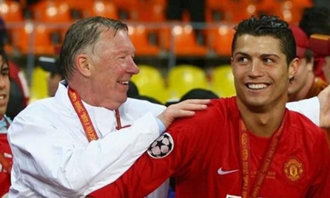 TIẾT LỘ SỐC: Sir Alex chưa bao giờ 'sấy' vào mặt Ronaldo