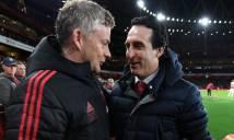 Solskjaer đi trên hành trình của Emery tại Arsenal?