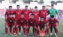 ĐT Việt Nam rơi vào bảng đấu khó khăn tại VCK Asian Cup 2019