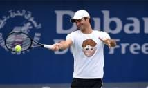 Federer có thể sẽ phải chạm trán Murray tại bán kết tại Dubai