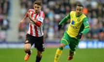 Nhận định Norwich vs Sunderland 19h30, 13/08 (Vòng 2 - Hạng Nhất Anh)