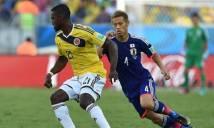 Trực tiếp Colombia vs Nhật Bản, Lượt 1 bảng H World Cup 2018