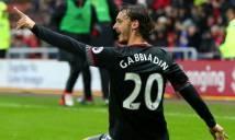 Gabbiadini, 'Graziano Pelle 2.0' của Southampton