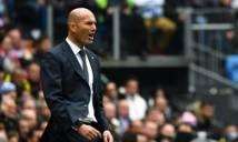 Zidane nổi khùng, chỉ trích thậm tệ 1 cầu thủ Real sau thất bại trước đội bét bảng