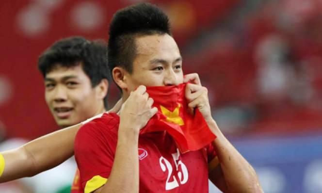 Huy Toàn: Ý chí và nghị lực của một cầu thủ chuyên nghiệp