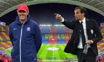 Liên hệ với Blanc, đánh tiếng với Allegri, Barca khiến Enrique thấp thỏm lo sợ