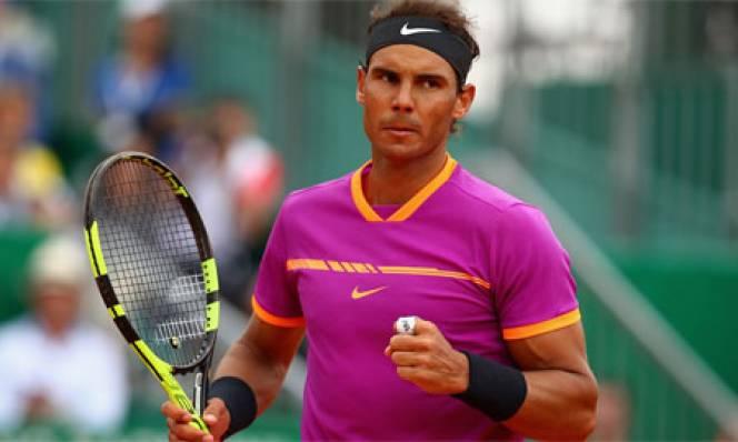 Nadal, Djokovic dễ dàng lọt vào tứ kết Monte Carlo