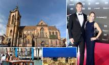 Tranh thủ dưỡng thương, Neuer tổ chức...lễ cưới