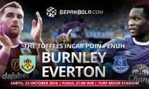 Burnley vs Everton, 21h00 ngày 22/10: Chiến thắng trong tầm tay