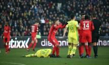 Sao PSG dính án phạt từ trọng tài vì chuyền bóng 'dị'