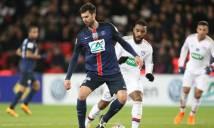 PSG dễ dàng đánh bại Lyon giành siêu cúp Pháp