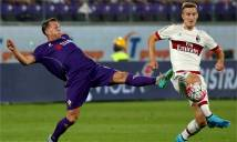 Fiorentina vs AC Milan, 01h45 ngày 26/09: Gian nan trên đất khách