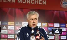Bayern tệ nhất trong 10 năm qua, Ancelotti nguy cơ bị sa thải