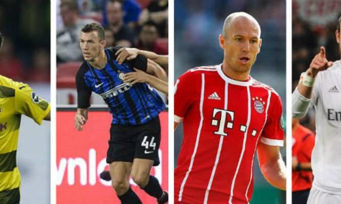 Tân binh thứ 4 của MU: Robben, Bale, Perisic hay Pulisic?