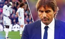Hé lộ màn 'bốc hỏa' của Antonio Conte sau khi Chelsea thua sốc đội bét bảng