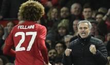 Tuyên bố muốn giữ Fellaini bằng mọi giá, Mourinho khiến fan Man United 'khóc thầm'