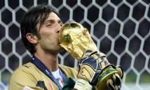 """Gigi Buffon - Từ """"Superman"""" đến biểu tượng vĩ đại"""