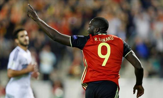 Ghi bàn ở tuyển Bỉ, Lukaku sẵn sàng cho đại chiến với Liverpool