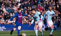 Nhận định Celta Vigo vs Barcelona, 02h00 ngày 18/4 (Vòng 33 giải VĐQG Tây Ban Nha)
