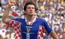 ĐẾM NGƯỢC 22 ngày World Cup: Davor Suker