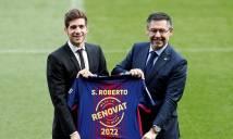 Barca trói chân 'ngọc quý' La Masia bằng hợp đồng khủng 500 triệu euro