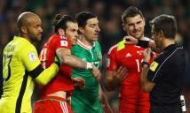 ĐT Xứ Wales trả giá cực đắt sau trận hòa CH Ireland