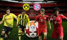 Dortmund vs Bayern Munich, 01h30 ngày 15/08: Đối trọng của Nhà vua