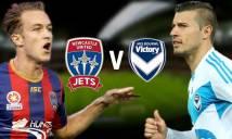 Nhận định Newcastle Jets vs Melbourne City, 16h50 ngày 27/4 (Bán kết play-off giải VĐQG Australia)