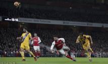 Những điểm nhấn sau thắng lợi của Arsenal trước Crystal Palace