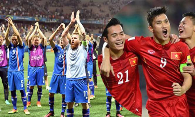 Bóng đá Việt Nam và bài học từ EURO 2016