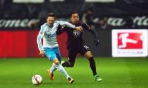 Schalke 04 vs Frankfurt, 02h30 ngày 28/01: Con mồi ưa thích