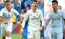 Zidane gửi lời dọa tới tam tấu BBC