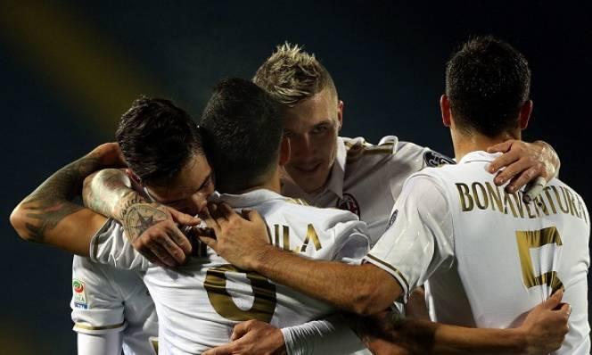 'Cánh chim lạ' tỏa sáng, Milan đè bẹp chủ nhà Empoli