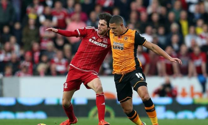 Middlesbrough vs Hull City, 03h00 ngày 06/12: Nhìn nhau mà đá