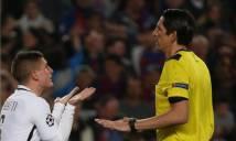 Thừa nhận đá kém, PSG vẫn kiện Deniz Aytekin lên UEFA