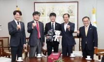 NÓNG: Xuân Trường bất ngờ trở thành người nhà của Thống đốc Gangwon