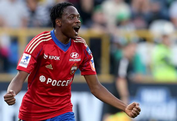Leicester ra giá 23 triệu bảng cho tiền đạo CSKA Moscow