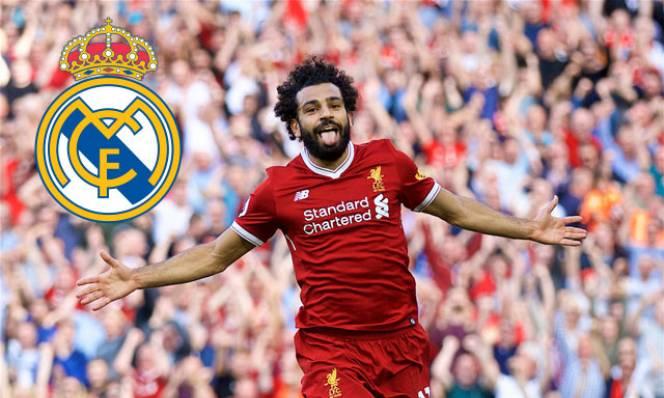 Real sẵn sàng giải ngân 200 triệu euro mua Salah