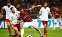 Nhận định AS Roma vs AC Milan 02h45 ngày 26/2 (Vòng 26 - VĐQG Italia)