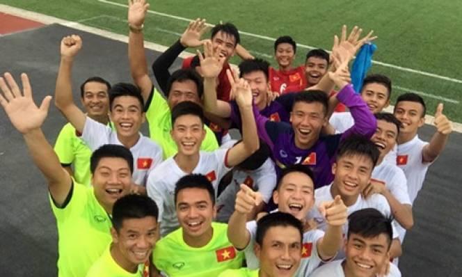 U16 Việt Nam được đầu tư trọng điểm hướng tới SEA Games 2021